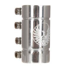 Зажимы Phoenix Smooth Scs Clamp Silver Anodized
