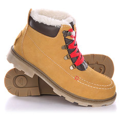 Ботинки зимние женские Roxy Greta J Boot Tan