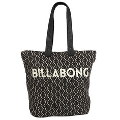 Сумка женская Billabong Essential Plus Off Black