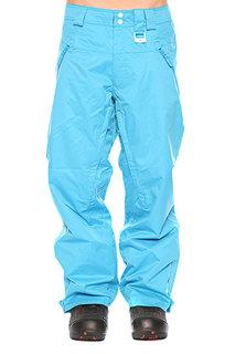 Штаны сноубордические Oakley Shelf Life Jewel Blue