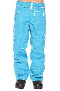 Штаны сноубордические Oakley Lava Pant Jewel Blue
