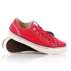 Кеды кроссовки низкие Converse Chuck Taylor Lp Ox Varsity Red