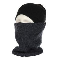 Шарф труба Billabong Neck Warmer Navy Heather