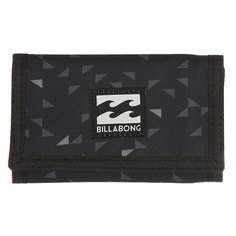 Кошелек Billabong Atom Wallet Black