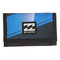 Кошелек Billabong Atom Wallet Cyan