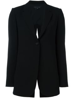пиджак с застежкой на пуговицу Theory