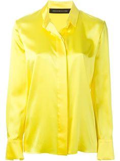 классическая рубашка Alexandre Vauthier