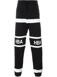 спортивные брюки с логотипом  Hood By Air