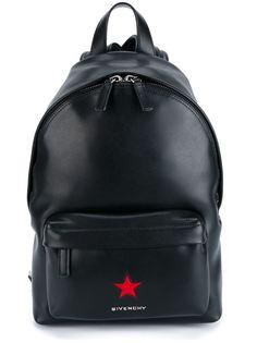рюкзак с нашивкой-звездой Givenchy