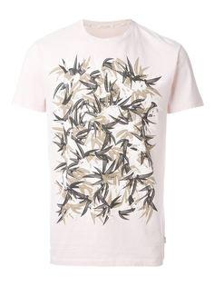 футболка с растительным принтом Marc Jacobs