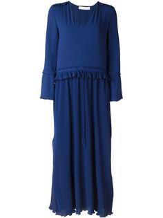 плиссированное платье  See By Chloé