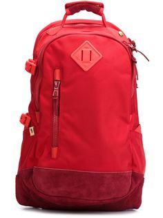 рюкзак с замшевым подолом Visvim
