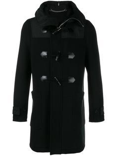 дафлкот с капюшоном  Givenchy
