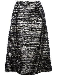 юбка А-образного силуэта  Simone Rocha
