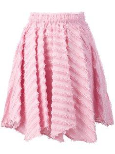драпированная юбка Julien David