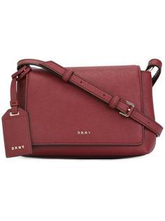 small flap crossbody bag Donna Karan