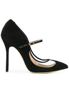 туфли с заостренным носком Giannico