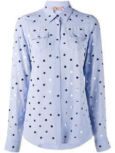рубашка в горох Nº21