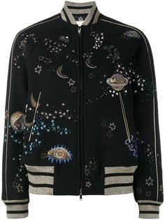 куртка-бомбер 'Astro Couture'  Valentino