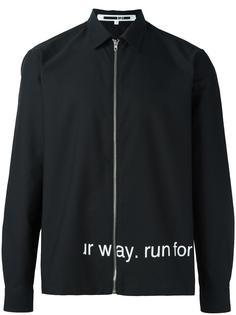 куртка на молнии  McQ Alexander McQueen