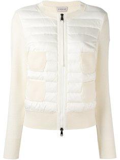 куртка-пуховик с карманами Moncler