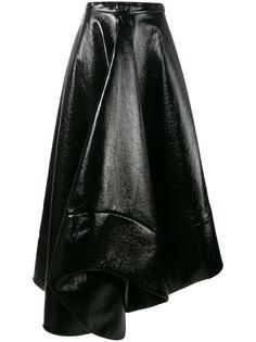 длинная асимметричная юбка Rosie Assoulin
