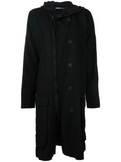 пальто на молнии с капюшоном Rundholz
