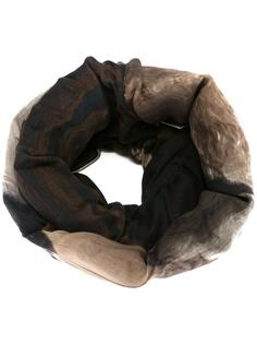 платок с принтом Rundholz