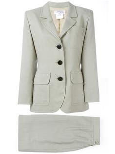 пиджак с юбкой  Yves Saint Laurent Vintage