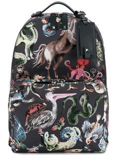 рюкзак 'Fantastic Animals Rockstud' Valentino