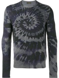 свитер 'Tie&Dye' Valentino