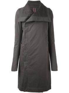 свободное пальто  Rick Owens DRKSHDW