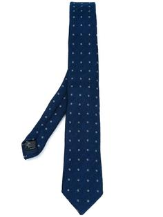галстук с вышивкой Tonello