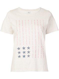 printed T-shirt Visvim