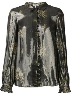 metallic effect shirt Suno