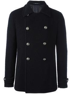 короткое двубортное пальто Tagliatore