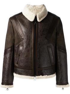 куртка из овчины Neil Barrett