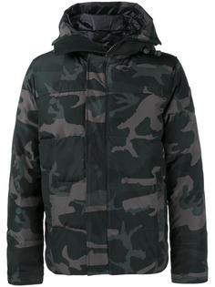 камуфляжная куртка-пуховик Canada Goose