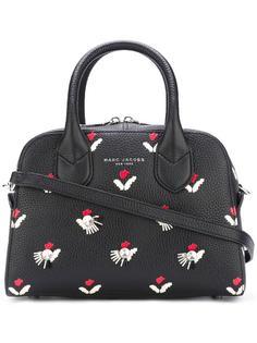 сумка-тоут с тюльпанами Marc Jacobs