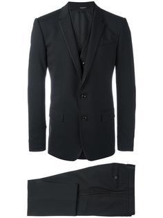 костюм-тройка с вышивкой Dolce & Gabbana