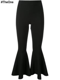 укороченные расклешенные брюки Georgia Alice
