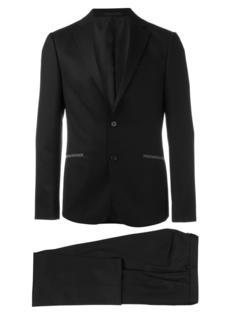 buttoned two piece suit Z Zegna