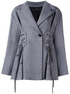 corset detail blazer Ellery