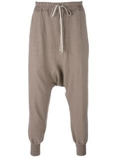 спортивные брюки Rick Owens DRKSHDW