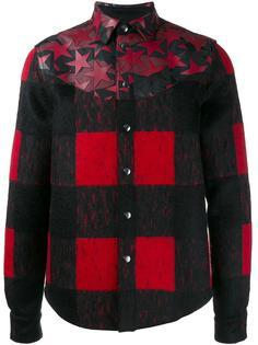 легкая куртка 'Camustars' в клетку Valentino