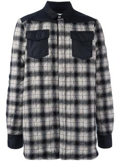 checked shirt Off-White