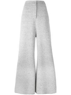 широкие расклешенные брюки Stella McCartney