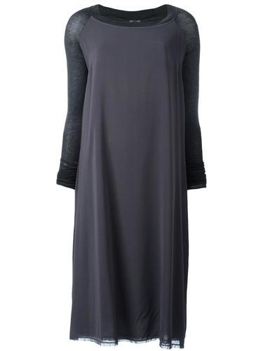 платье с панельным дизайном Kristensen Du Nord