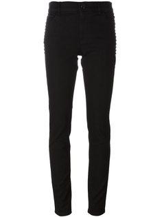 джинсы кроя скинни 'Rockstud' Valentino
