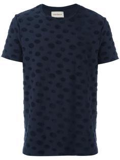 футболка в горох Oliver Spencer
